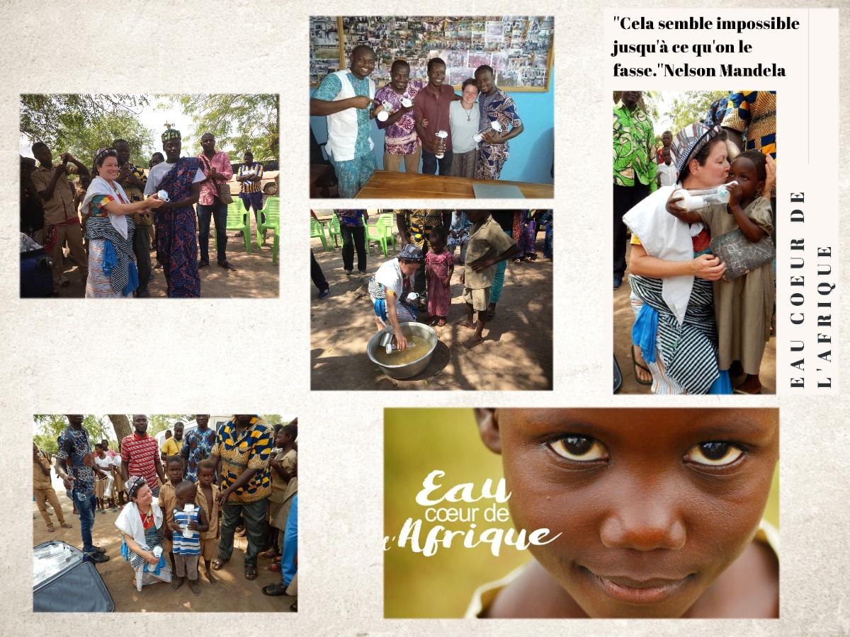Mission eau cœur de l'Afrique
